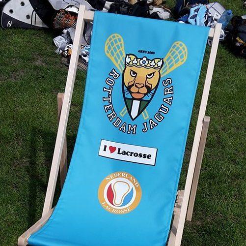Jaguars strandstoel